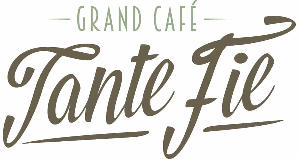 Logo Grand Cafe Tante Fie